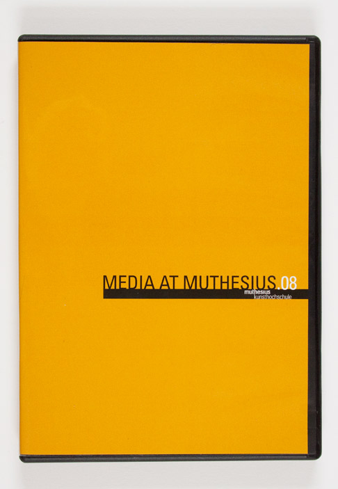 Prof. Tom Duscher Zentrum für Medien - DVD Media at Muthesius 08 20082009 (2)