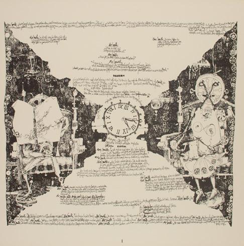 Kühn Radierung 1968/69