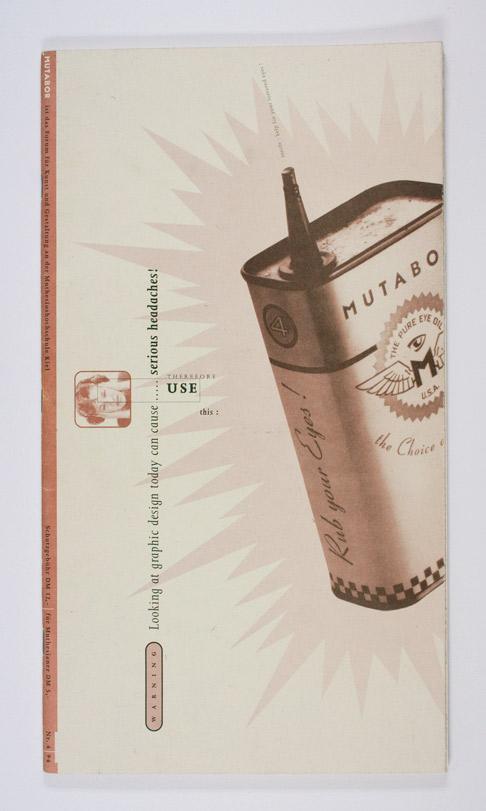 Mutabor Magazine 1993/94