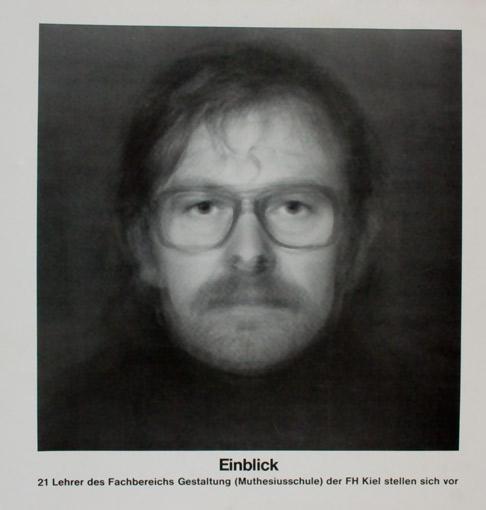Prof. Bernhard Schwichtenberg - Katalog Einblick'80