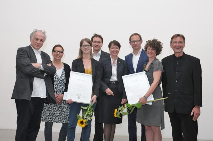 Foto-Preisverleihung Muthesius Preis 2012