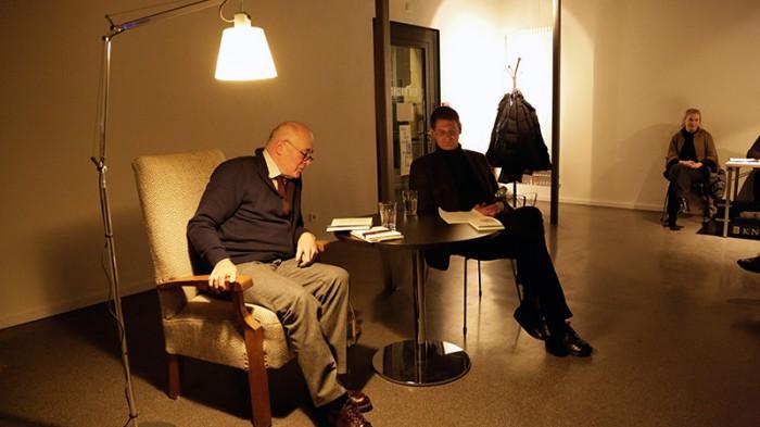 Hanns Zischer und Dr. Arne Zerbst
