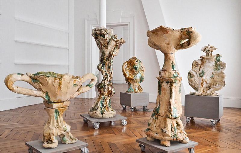 Vorträge zur zeitgenössischen französischen Keramik.