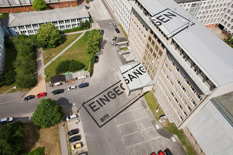 """Zwischen Dekor und sozialer Praxis – Potentiale der Kunst am Bau."""""""