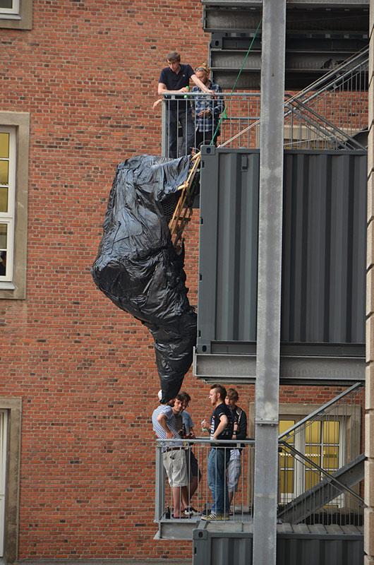 Ein Blick auf den Campus: Einblick Ausblick 2015