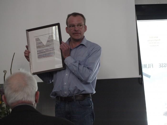 Verabschiedung von Prof. Ludwig Fromm