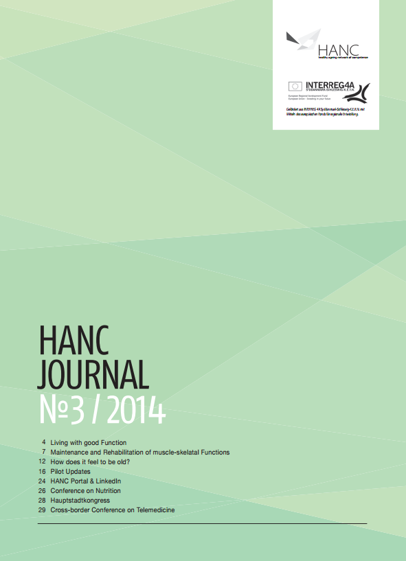 """Hanc - Healthy Aging Network of Competence"""