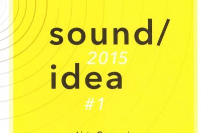 """""""sound/idea #1"""" Hrsg. Sven Lütgen /Muthesius Kunsthochschule"""