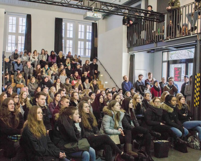 Studieninfotag 2016 (Foto: Maxi Wittmark)