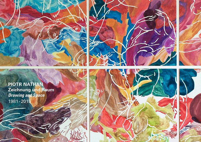 Piotr Nathan: Zeichnung und Raum