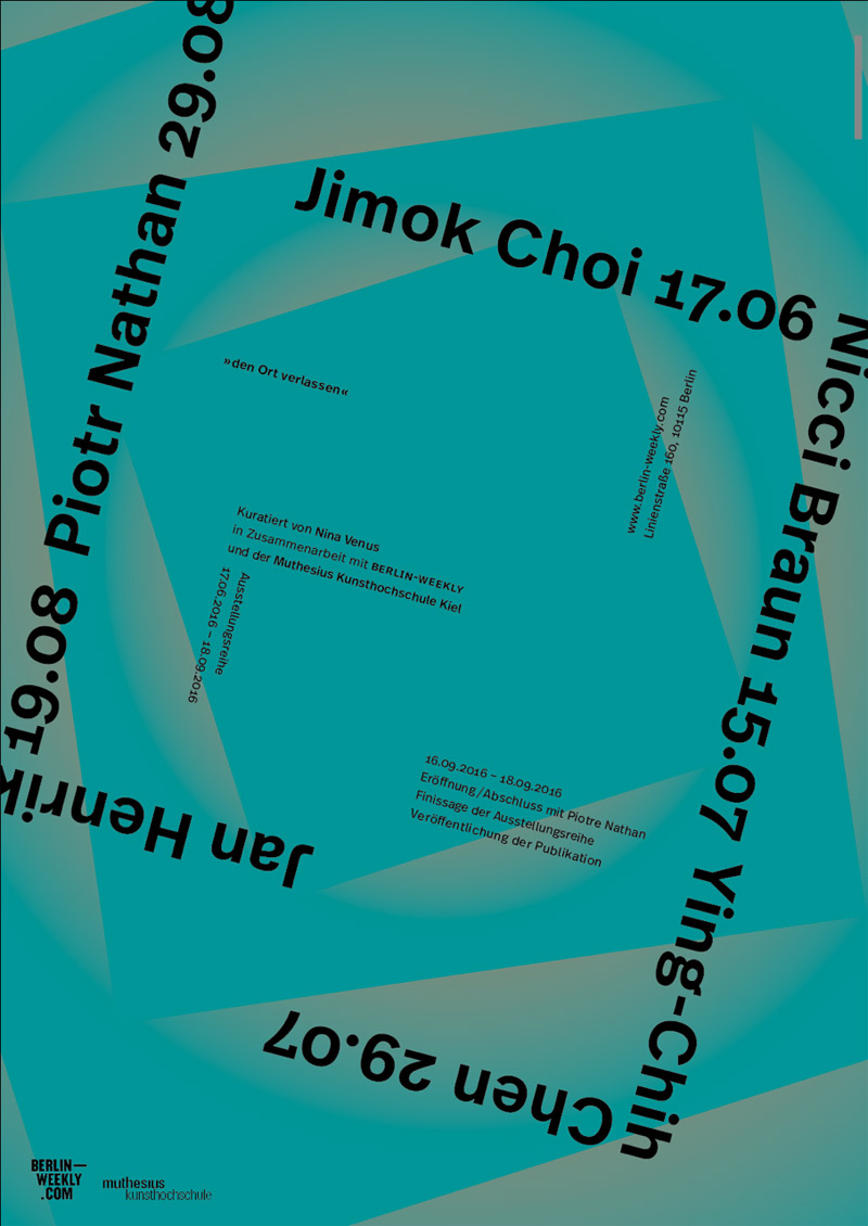 Jimok-Plakat