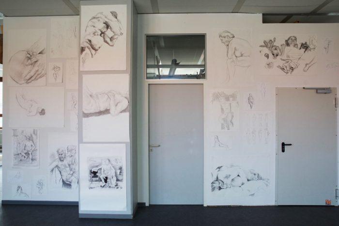 Fotos: Svila Adam/Muthesius Kunsthochschule 2016