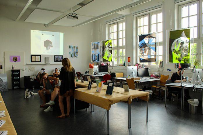 Foto: Maike Brzakala/Muthesius Kunsthochschule 2016