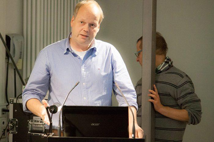 Dr. Eckhard Pabst (CAU, Institut für Neuere Deutsche Literatur und Medien)