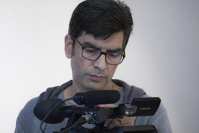 Reza Ghadyani begleitet die Nacht der Wissenschaft filmisch