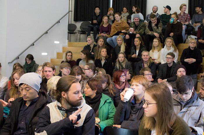 Das Kesselhaus der Muthesius Kunsthochschule