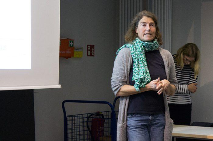 Maud Zieschang (Auslandsamt / fernweh)
