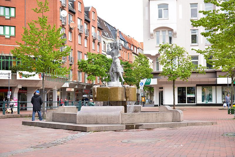 Vinetaplatz- Foto: Arne Gloy