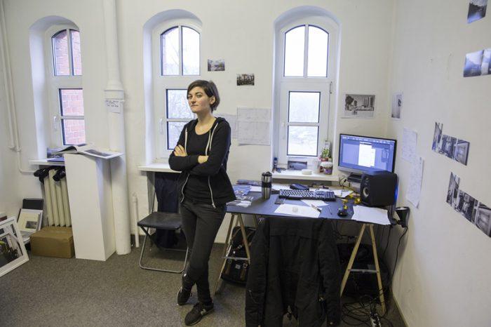 Lisa Hoffmann (Foto Esteban Pérez Concha)