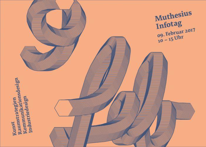Studieninfotag 7. Februar 2017 Muthesius Kunsthochschule