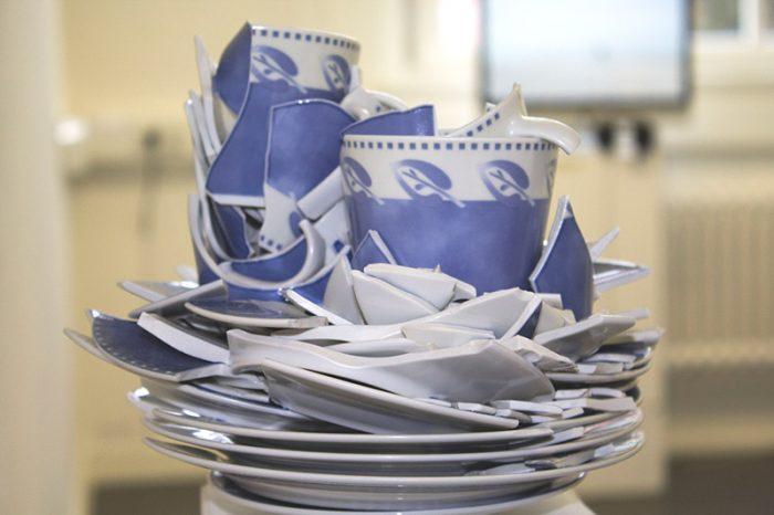 Studieninfotag 2017- Keramik- Freie Kunst