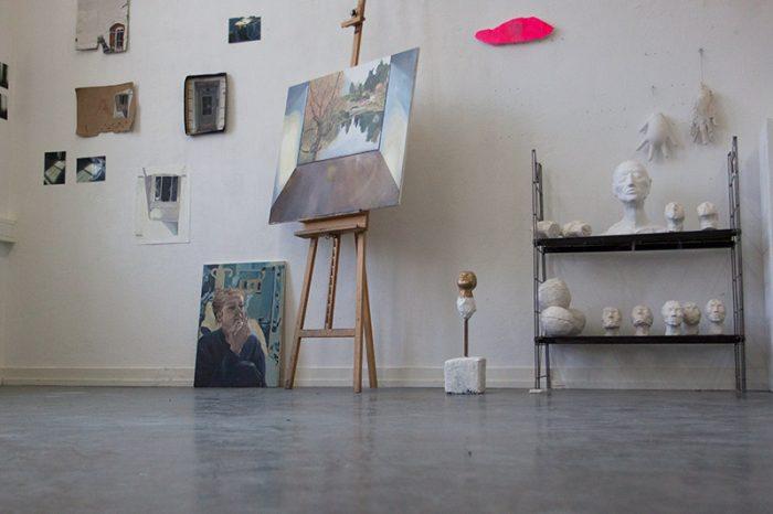 Studieninfotag 2017-Malerei- Freie Kunst