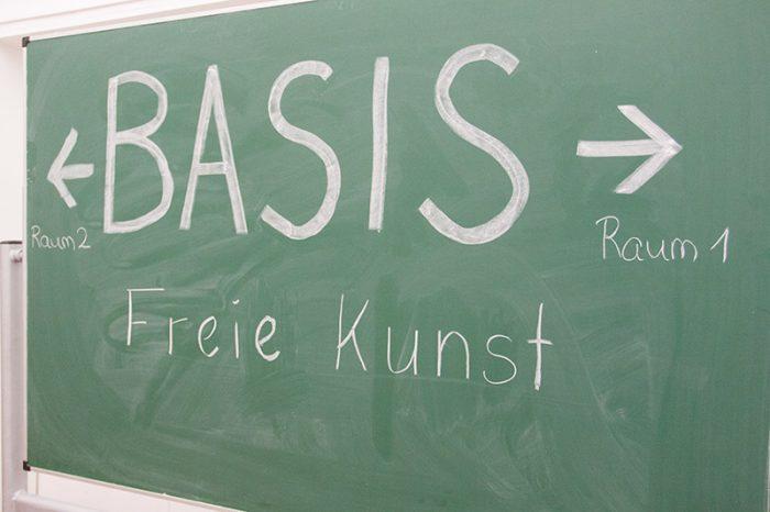 Studieninfotag 2017-Basisklasse- Freie Kunst