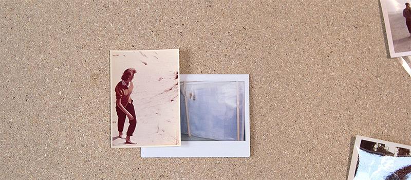 """Die Künstlerin Anne Steinhagen verdichtet in der Ausstellung KEEP ME SAFE Fragmente von """"Sammlung"""", """"Präparat"""" und """"Fotografie"""" zu einer installativen Arbeit."""