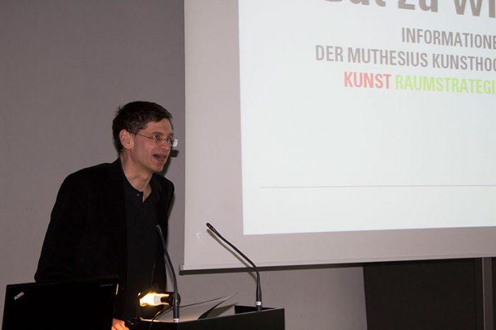Erstsemesterbegrüßung 2017, Dr. Arne Zerbst