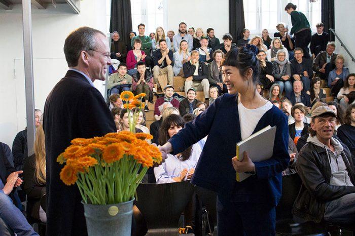 Verabschiedung Master und Bachelorstudierende