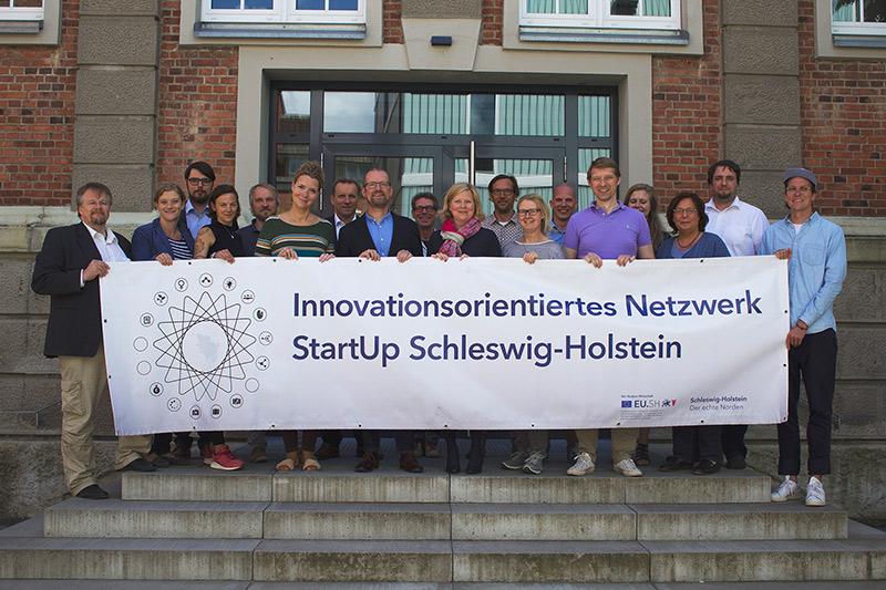 """Verein """"StartUP Schleswig-Holstein e.V."""" gegründet"""