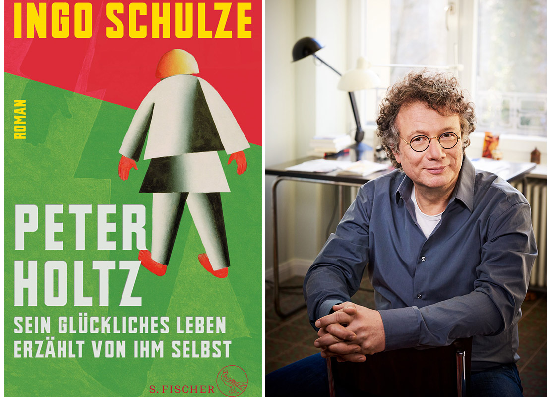 Lesung Ingo Schulze, Foto: Gaby Gerster