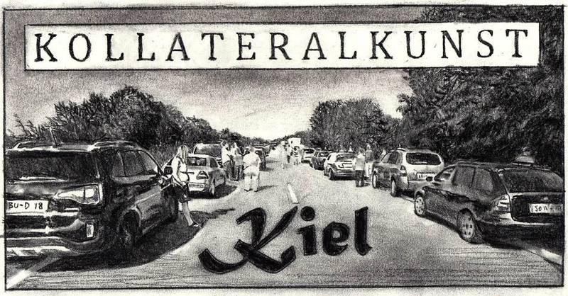 Kollateralkunst - Olrik Kohlhoff
