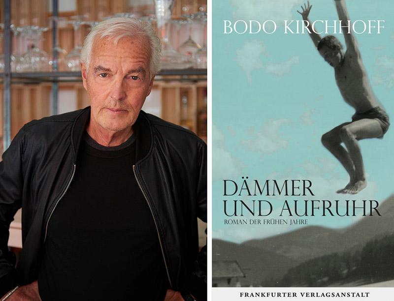 Bodo Kirchhoff (Foto: Laura J. Gerlach)