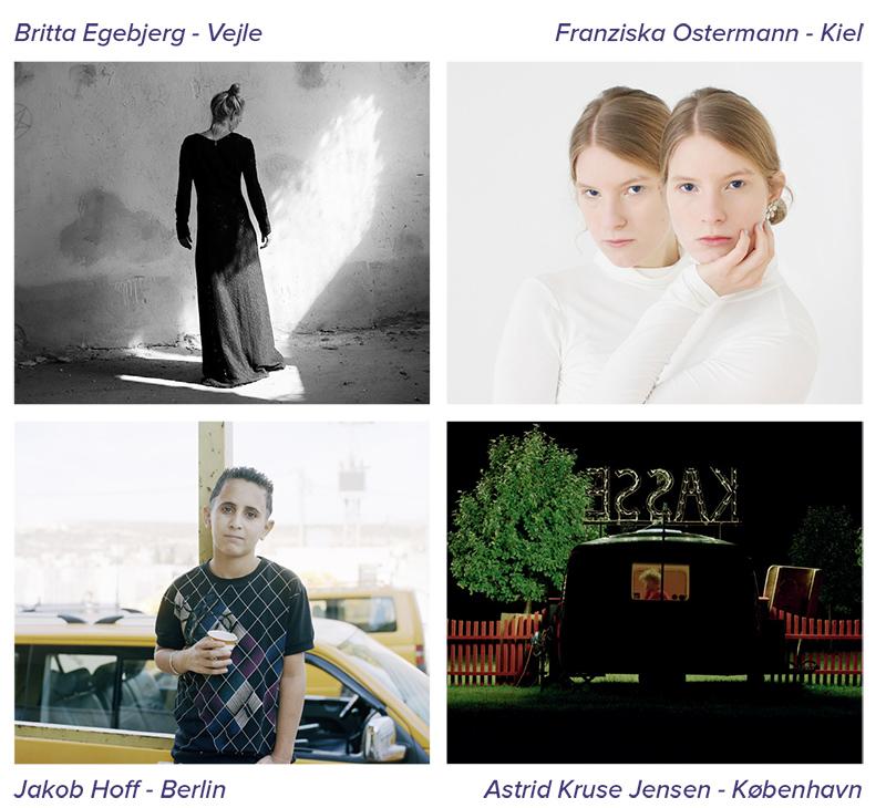 Vielfalt der Fotografie - mangfoldigheden i fotografi