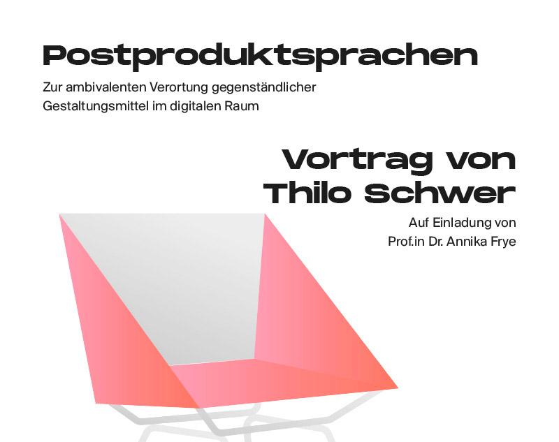 Vortrag Thilo Schwer
