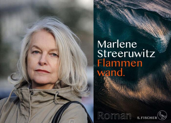 """Marlene Streeruwitz liest auf Einladung von Arne Zerbst in der Reihe """"Sprachkunst"""""""