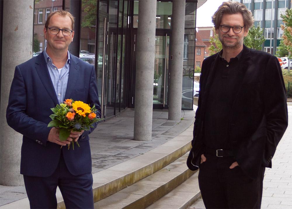Dr. Sascha Engelbach und Dr. Arne Zerbst