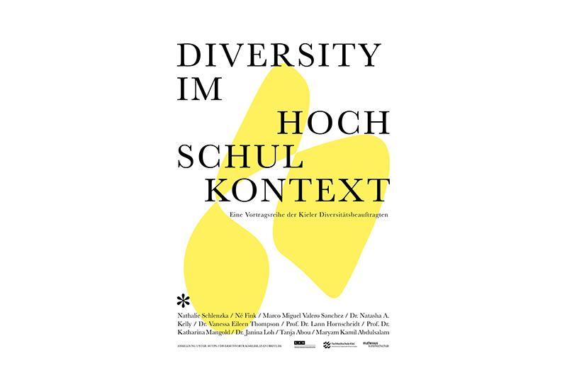 Diversität Hochschule Poster