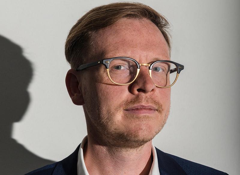 Markus Gabriel (Foto: Jakob Weber)