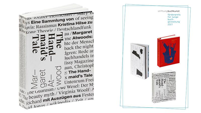 Förderpreis junge Buchkunst. Foto Stiftung Buchkunst Uwe Dettmar