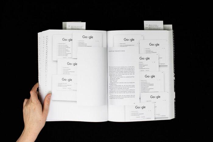 Certificate of Typographic Excellence für »Eine Sammlung zu Margaret Atwoods ›The Handmaid's Tale‹« von Kristina Hilse