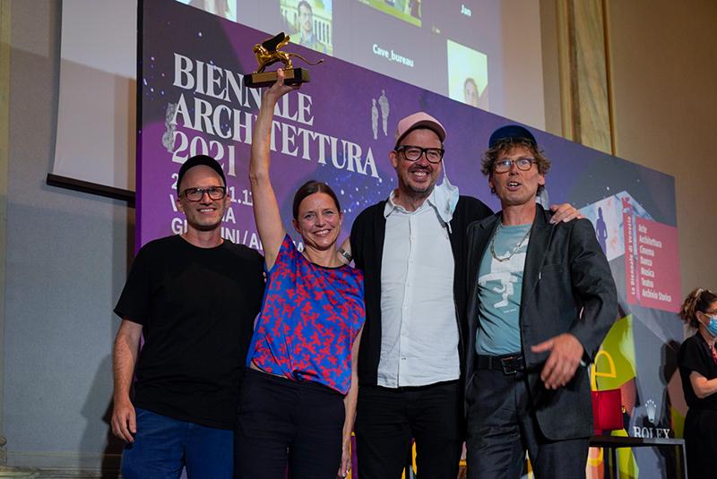 RAUMLABORBERLIN_Photo by Andrea Avezzu, Courtesy of La Biennale di Venezia